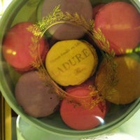 Photo taken at Ladurée by Hale G. on 2/26/2012