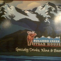 Photo taken at Bugaboo Creek Steakhouse by Kelly K. on 7/17/2012