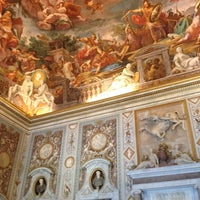 Photo taken at Galleria Borghese by Bryan H. on 8/2/2012