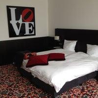 Photo taken at Van der Valk Hotel Den Haag - Nootdorp by William v. on 6/15/2012