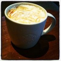 Photo taken at Starbucks by Jahoska P. on 3/26/2012