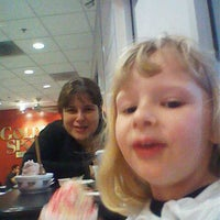 Photo taken at Golden Spoon by Harmon F. on 2/11/2012