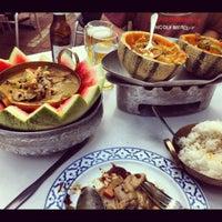 Photo taken at Panita Thai Kitchen by Coby V. on 4/8/2012