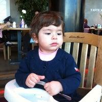 Photo taken at CookShop by Burcu T. on 3/17/2012