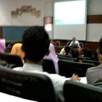 Photo taken at Balai Ilmu IPG Raja Melewar by Wan Z. on 7/23/2012