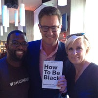 Photo taken at Huffington Post Oasis by Baratunde on 8/29/2012