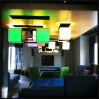 Photo taken at Aloft Richmond West by Kat M. on 2/19/2012