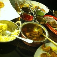 Photo taken at Taste Of India by CB on 2/28/2012
