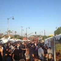 Photo taken at Mariachi Plaza by goEastLos on 8/5/2012