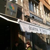 Photo taken at Gelateria De' Coltelli by blog100days on 3/22/2012