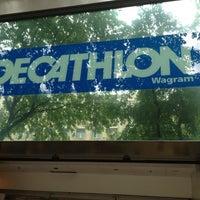 Photo taken at Decathlon by Tony M. on 5/10/2012