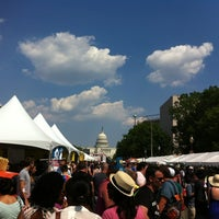 Photo taken at Capital Pride 2012 by Andrew K. on 6/11/2012