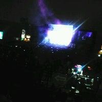 Photo taken at Estadio de la Universidad Nacional Mayor de San Marcos by Dora Lucia V. on 5/26/2012