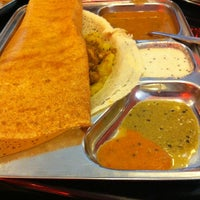 Photo taken at Chennai Dosa by Farii on 4/10/2012