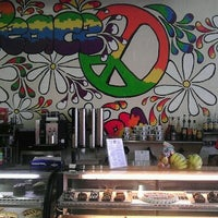 Photo taken at Tie Dye 4 Bakery by Gregory R. on 3/13/2012