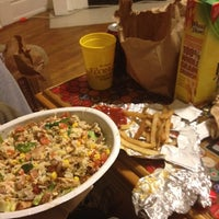 Photo taken at Chipotle Mexican Grill by Molly n. on 2/10/2012