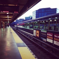 Photo taken at Pleasant Hill/Contra Costa Centre BART Station by Mark M. on 2/9/2012