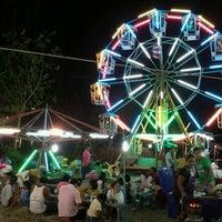 Photo taken at Yaek Krungthep Kritha Market by NuchCyz T. on 5/3/2012