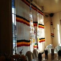 Photo taken at Awash Ethiopian Restaurant by Kimberly R. on 7/7/2012
