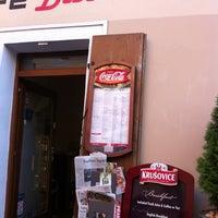 Photo taken at café cp 1 by Airat B. on 7/10/2012