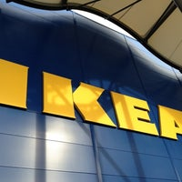 Photo taken at IKEA by Ian T. on 2/14/2012