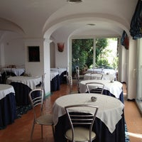 Photo taken at Hotel Le Terrazze by Winston M. on 8/13/2012
