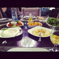 Photo taken at L'wzaar Seafood Market by Nada on 9/13/2012