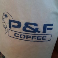 Photo taken at P&F Coffee by Sithitat S. on 5/30/2012