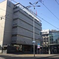 Photo taken at GLOBUS by Xavier B. on 6/28/2012
