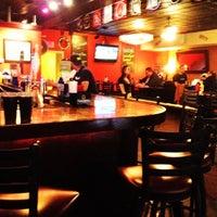 Photo taken at Basement Burger Bar by Dan B. on 4/21/2012