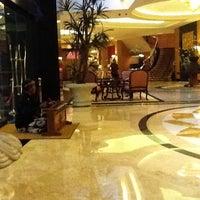 Photo taken at JW Marriott Hotel Jakarta by Romeo I. on 5/30/2012