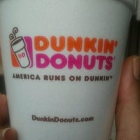 Photo taken at Dunkin' Donuts by Missmac731 on 8/23/2012