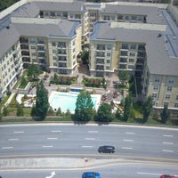 Photo taken at Porter Novelli Atlanta by Doug H. on 6/18/2012