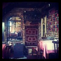 Photo taken at Nev-i Cafe by Ahmet Tevfik P. on 9/8/2012