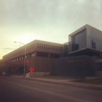 Photo taken at S.I. Newhouse School of Public Communications by Kevin M. on 3/8/2012