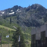 Photo taken at Squaw Valley Ski Resort by Matt on 6/11/2012