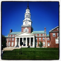 Photo taken at Colby College by Allison P. on 5/20/2012