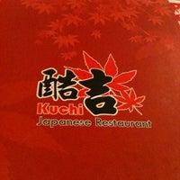 Photo taken at Kuchi Japanese Restaurant by Kei Kei X. on 7/29/2012