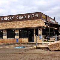 Photo taken at Nick's Char-Pit by Steve T. on 4/23/2012