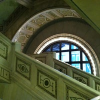 Photo taken at Chicago Cultural Center by Sana S. on 5/2/2012