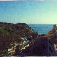 Photo taken at Zante Royal Resort by Fil on 8/31/2012