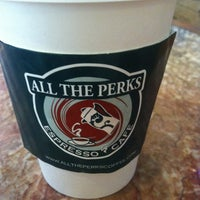 Photo taken at All The Perks by Francesca G. on 6/22/2012