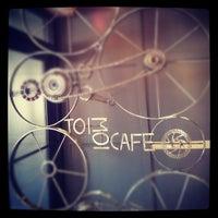 Photo taken at Toi, Moi & Café by Yves D. on 6/11/2012
