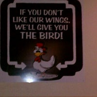 Photo taken at Pluckers Wing Bar by Amber O. on 2/25/2012