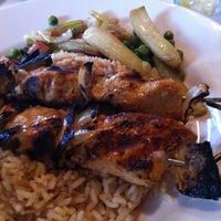 Photo taken at Ayhan's Shish-Kebab by Philip M. on 9/4/2012