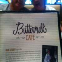 Photo taken at Buttermilk Cafe by Tabatha C. on 9/8/2012
