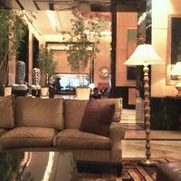 Photo taken at Hotel Mulia Senayan by Raymond P. on 7/15/2012