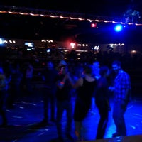 Photo taken at The Dirty Bourbon Dance Hall & Saloon by Aaron C. on 4/15/2012