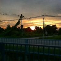 Photo taken at Jalan Khalidi, Muar by ⚔Syazwan KяB™⚔ on 7/21/2012