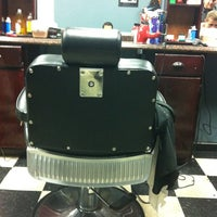 Photo taken at Bedford Barbers by Briams B. on 5/24/2012